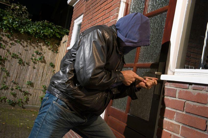 second degree burglary in Wagoner